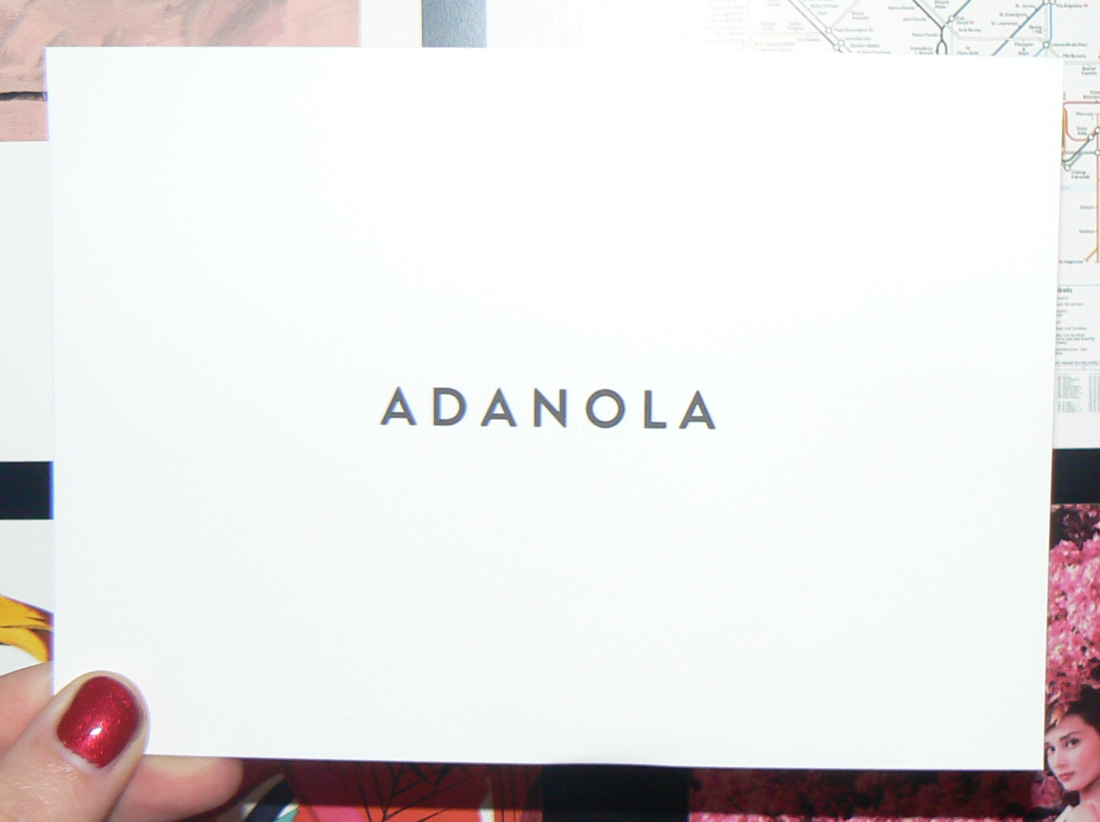 a26299e86d So the brand today s post is going to be about is Adanola! Now I first  became aware of this company when I went to the clothes show where they had  a stand.