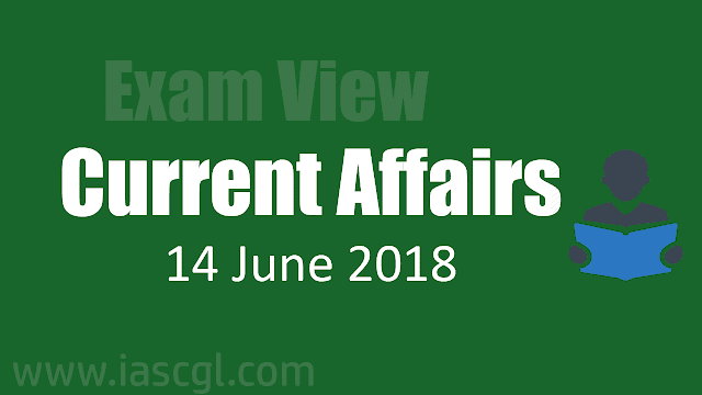 Current Affair 14 June 2018