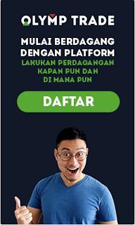 Review apa itu broker Olymp Trade indonesia