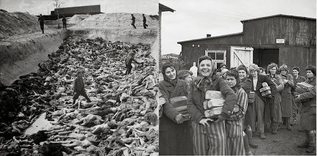 Resultado de imagem para holocausto judeus