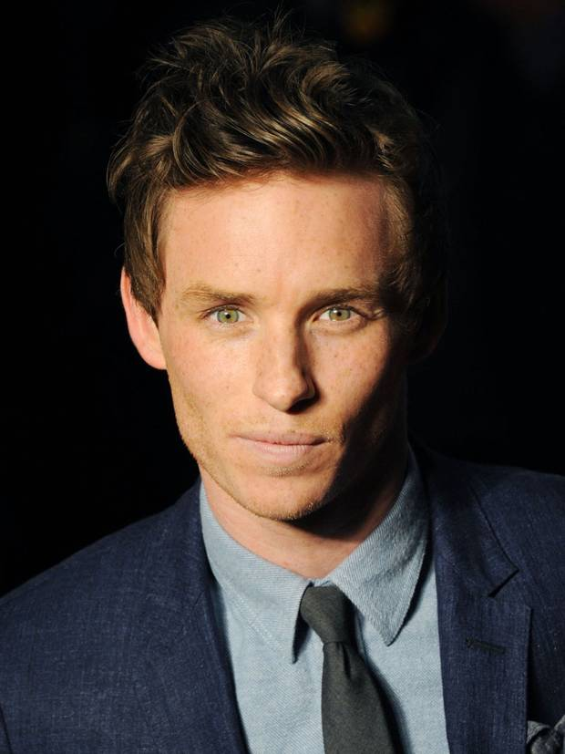 EDDIE REDMAYNE   LOS MISERABLES   HABLA DE ROBERT PATTINSONEddie Redmayne