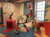 Dr Seuss Museum at the Springfield Museum