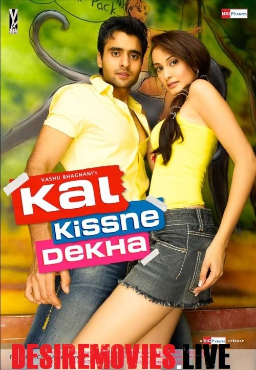 Kal Kissne Dekha (2009) Hindi 350MB DVDRip 480p x264