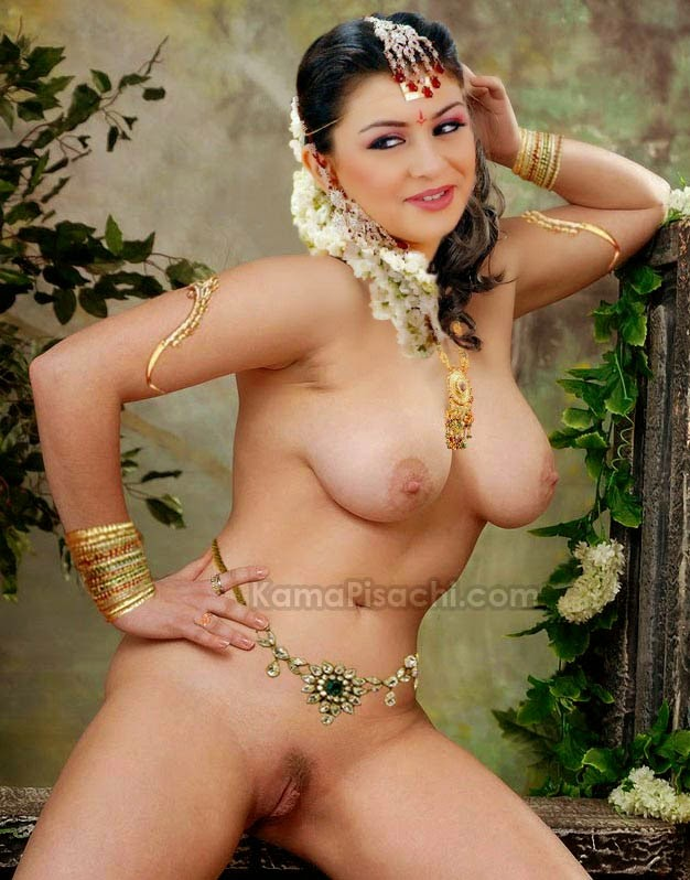 Woman hansika nude image curvy