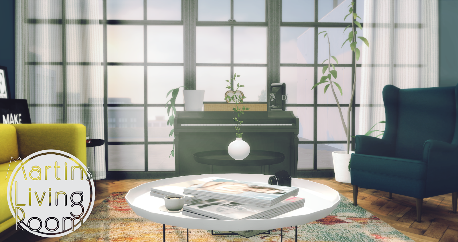Martins Living Room *NEW SET*