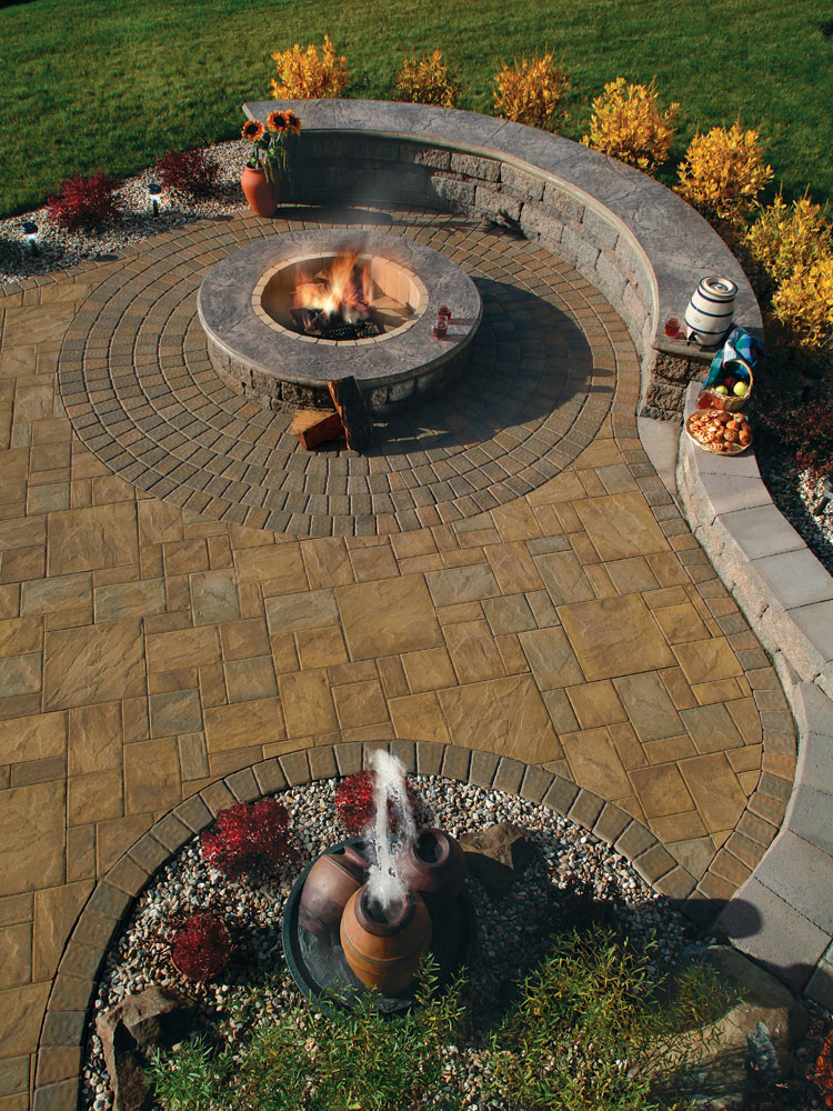 Cambridge Pavers: Ledgestone XL | Life Time Pavers