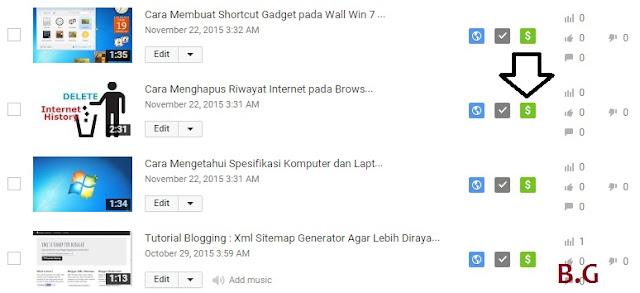 Cara Dapat Uang dari Upload Video Youtube