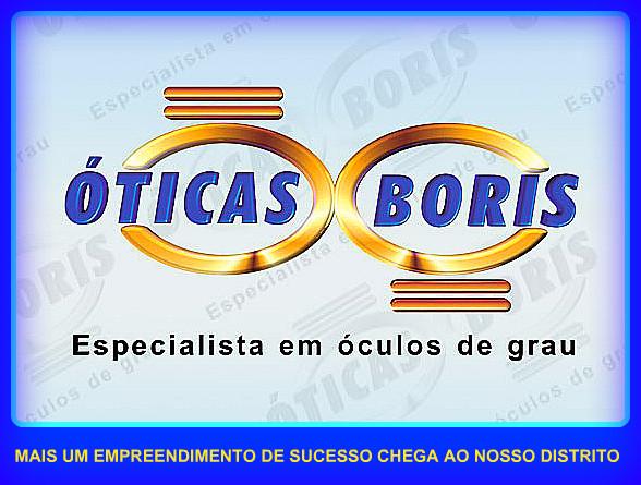 ÓTICAS BORIS - PARCEIRA DA REDE ELAS SÃO D.E.S 0f19c60ac5
