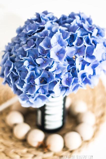 Hortensie, flowers, garden, urban jungle, jardin, dekorieren mit Blumen