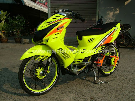 Modifikasi Yamaha Mio Soul Street Racing - Majalah Modifikasi