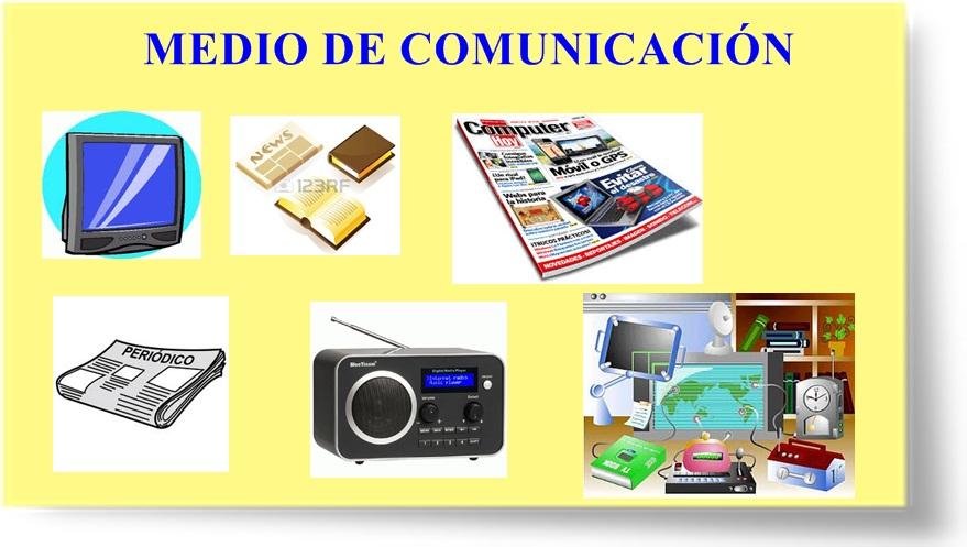 Imagen De Medios De Comunicacion