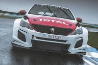 Peugeot 308TCR 2018 Front