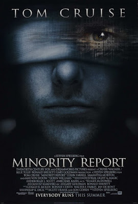 Sinopsis Film Minority Report (2002)