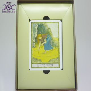 The Druid Craft Tarot - Box (Open without Book)
