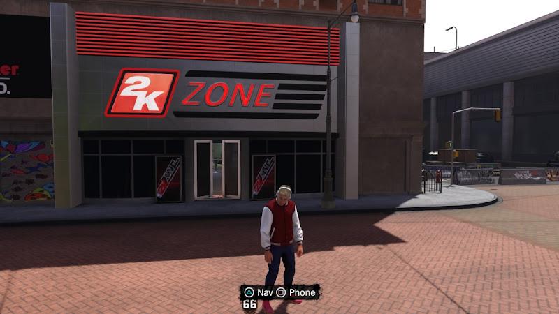 2k zone