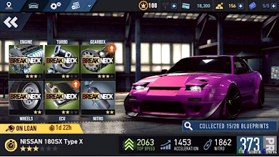 Download Need for Speed No Limits Mod Apk+Data