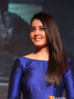 Raashi Khanna at Supreme Sucessmeet-cover-photo