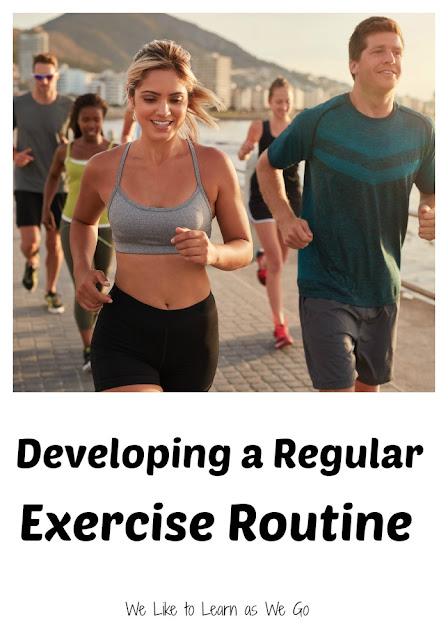 exercise, health, routine