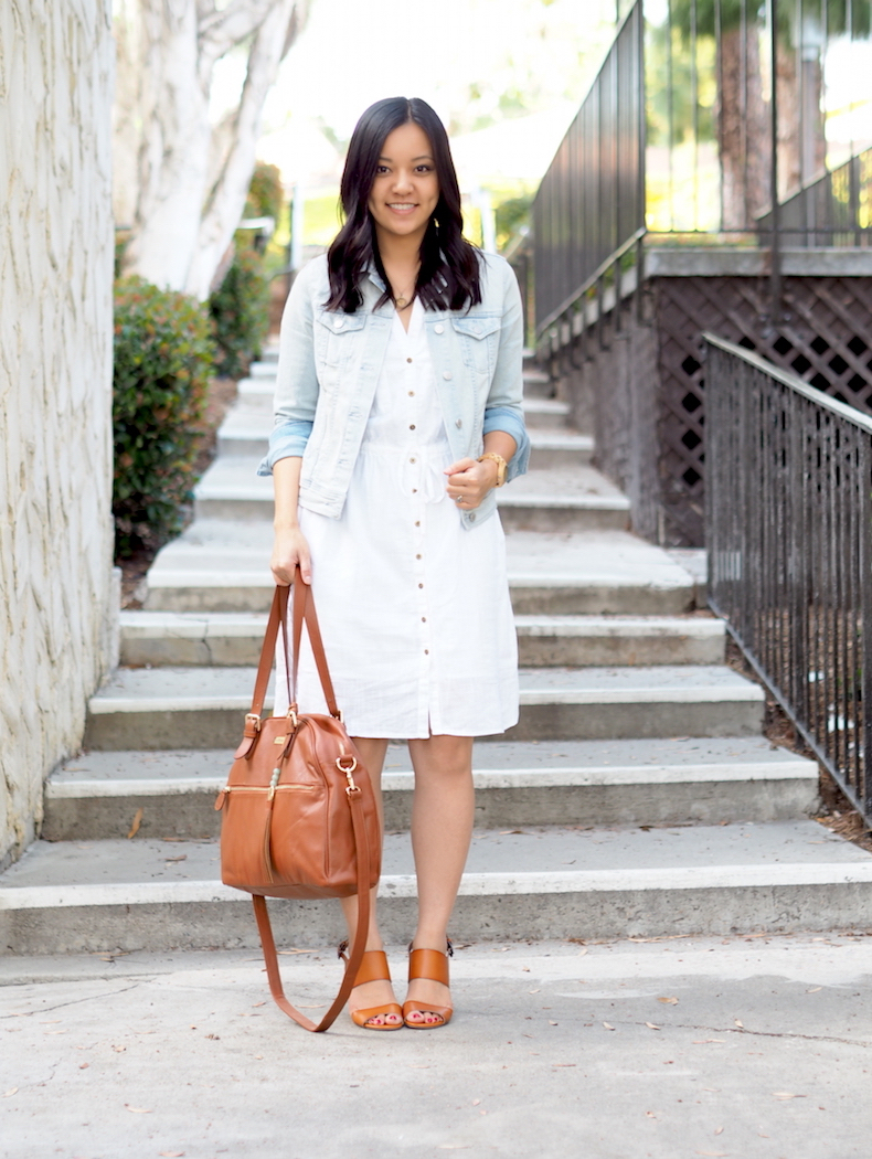 Why I Dare Wear A White Dress Giveaway