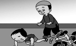 Soal Latihan Ulangan Harian Pendidikan Agama Islam dan Budi Pekerti  Soal UH PAI dan BP Kelas 2 Bab 4 Semester 1