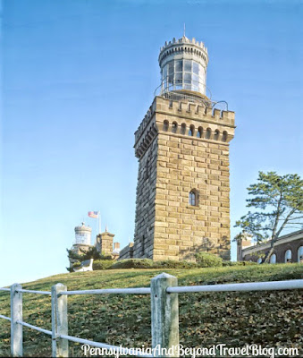 Navesink Twin Lights Lighthouse in New Jersey