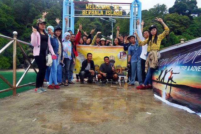 Medan wisata, FAT dan Pariwisata Sumut di Berhala