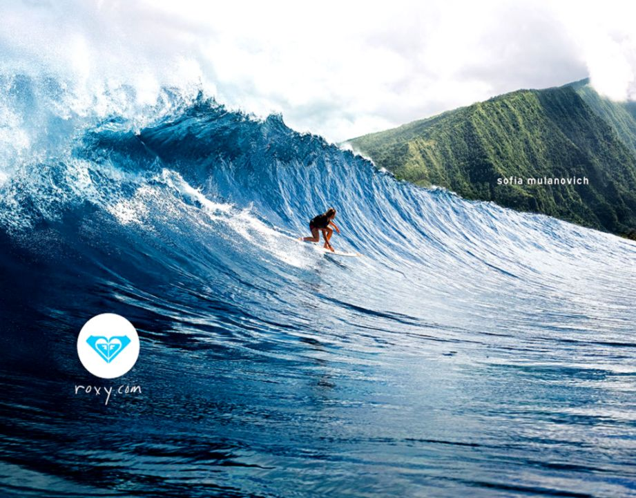 Roxy images Roxy surfing HD wallpaper and background photos 921872