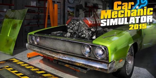 Car Mechanic Simulator 2015 PC Game Download