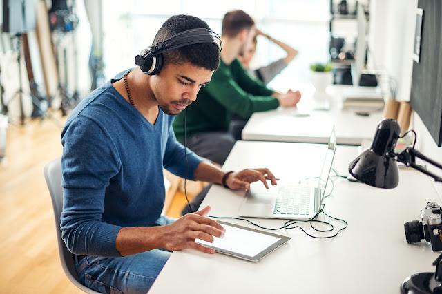 saingi rekan kerjamu dengan rutin mengasah keterampilan diri