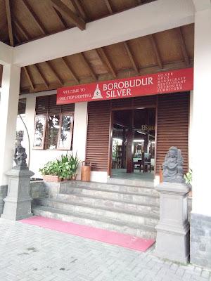 Borobudur Silver, pilihan kerajinan perak berkualitas