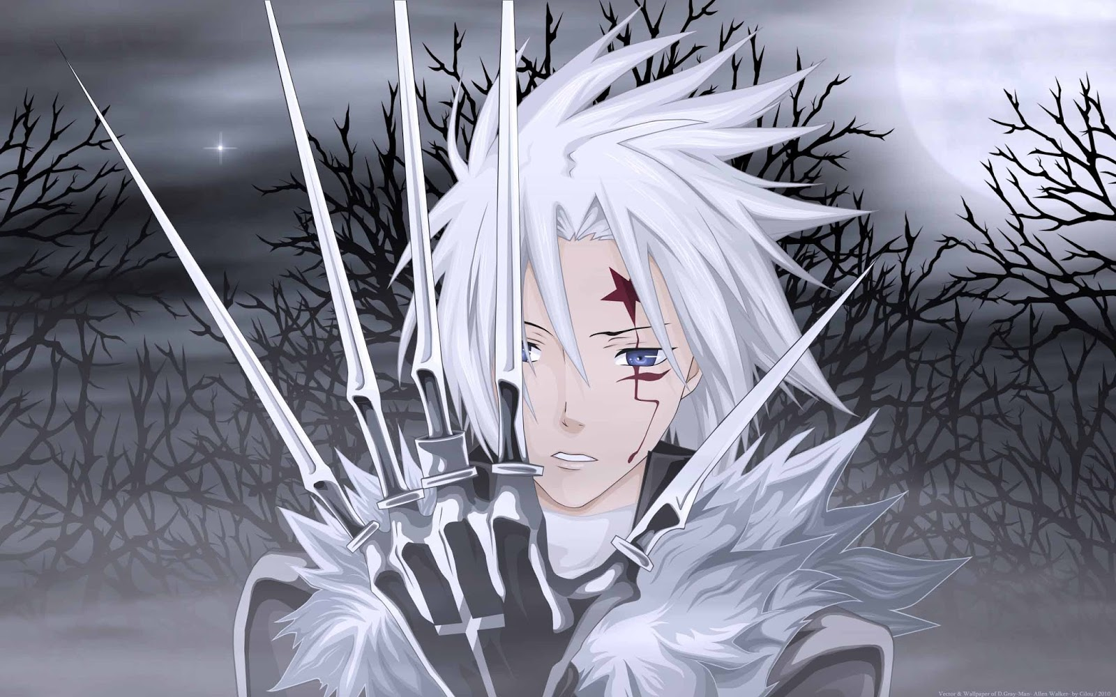 HQ Wallpapers: D.Gray Man Wallpapers