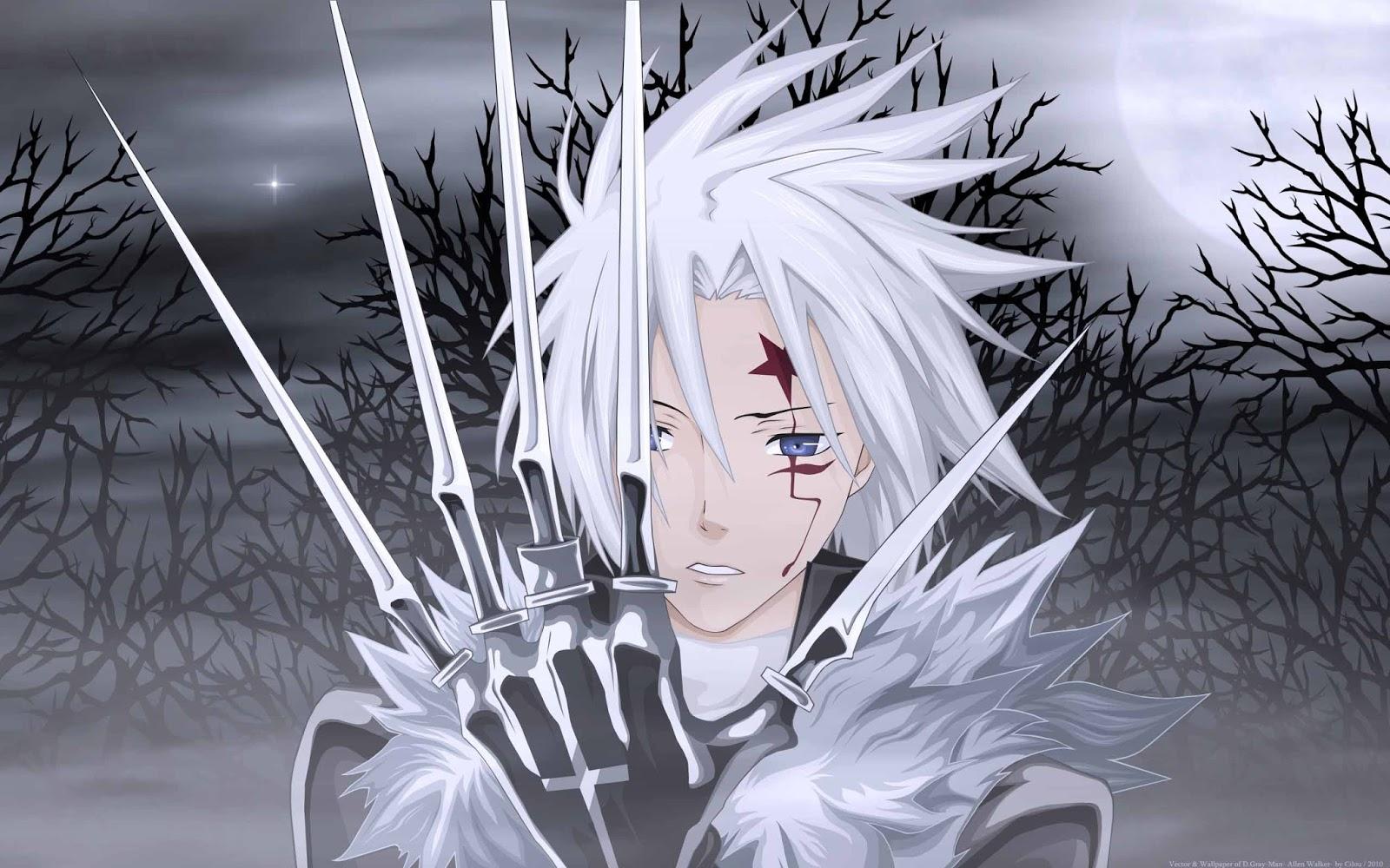 Hq wallpapers d gray man wallpapers - 3d anime wallpaper ...