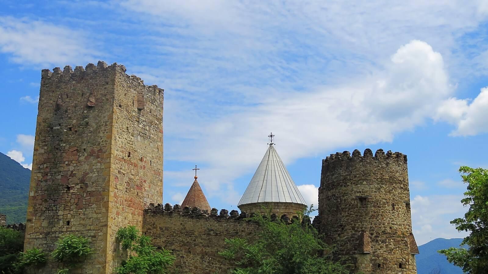Fortress Ananuri