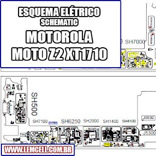 Esquema Elétrico Smartphone Motorola Moto Z2 Play XT1710 Manual de Serviço   Service Manual schematic Diagram Cell Phone Smartphone Celular Motorola Moto Z2 XT1710      Esquematico Smartphone Celular Motorola Moto Z2 XT1710