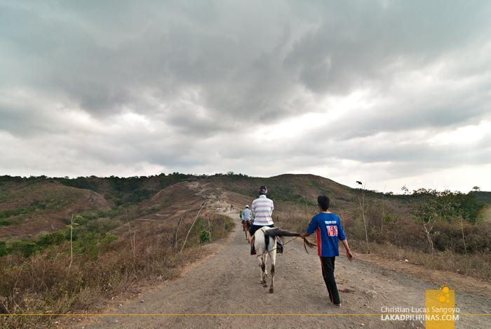 Taal Volcano Hike Horseback Ride