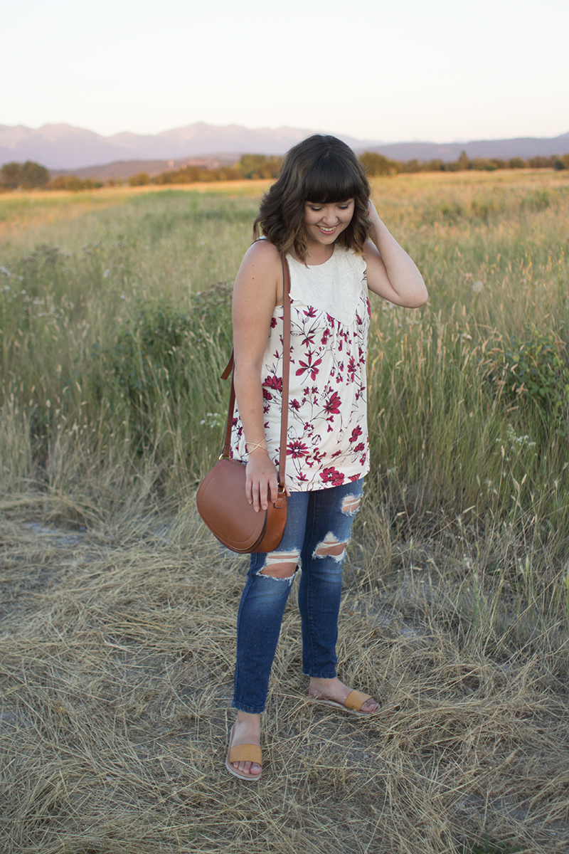 Anthropologie Kennedia Tank