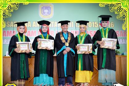 Pendaftaran Mahasiswa Baru (IAIDU) 2021-2022