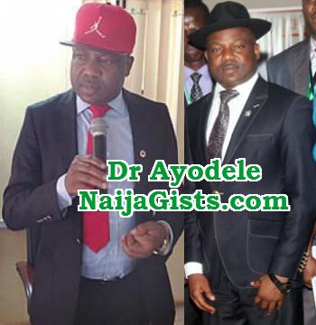 lawrence ayodele kill 6 ekiti doctors spiritual powers