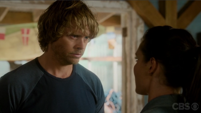 NCIS: Los Angeles - Fighting Shadows - Review: A Deeks