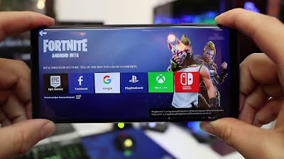 Cara Menginstall Fortnite Battle Royale di Semua Android