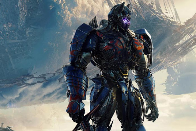 Transformers: The Last Knight: Film Review