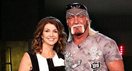 TNA Wrestling - Hulk Hogan and Dixie Carter