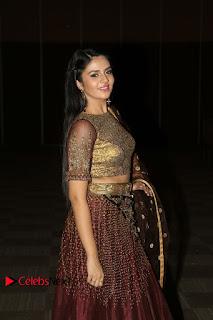 Actress Anchor Sri Mukhi Pictures at Araku Road Lo Audio Launch 0113