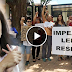 Watch: Duterte supporters rally in front of Robredo's office asking for her resignation