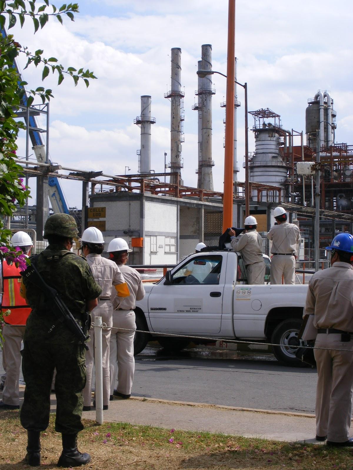 La refinería