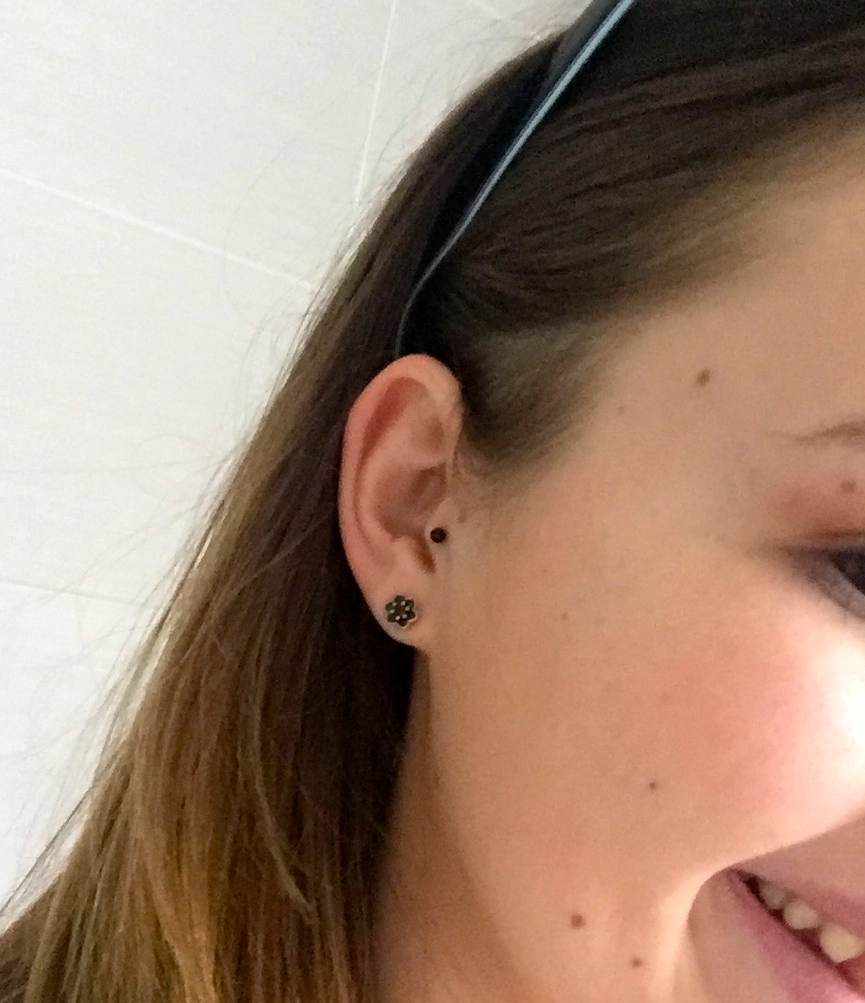 The Experience Tragus Piercing