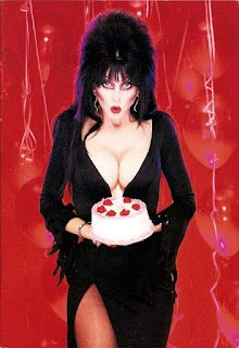 Happy natal anniversary Elvira!