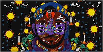 KAYTRANADA ft. Karriem Riggins & River Tiber | Bus Ride