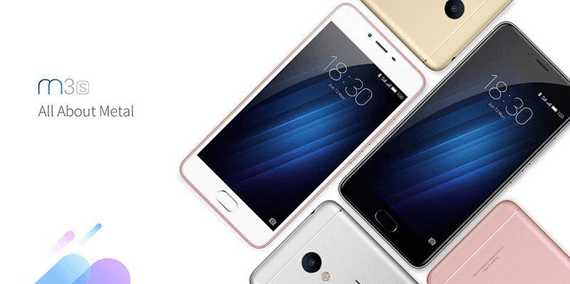 GB expandable via micro SD carte du jour slot upwards to  Sale Alert: Meizu M3S With two GB RAM Is Down To PHP 5490!