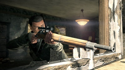 Sniper Elite V2 Remastered Gameplay
